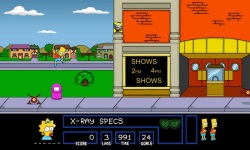 The Simpsons Bart vs The Space Mutants screenshot 3/4