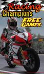 Racing Champions FREE screenshot 1/1