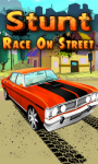 Stunt Race On Street screenshot 1/1