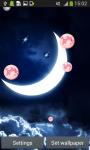 Moon Live Wallpapers screenshot 4/6