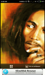 Bob Marley Mobile HD Wallpapers screenshot 1/6