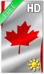 Canada Flag LWP screenshot 1/2