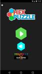 Hex Puzzle screenshot 1/4
