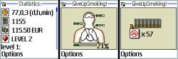 Give Up Smoking screenshot 2/4