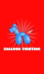 Balloon Twisting app screenshot 1/3