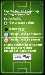 touch ball-keepy uppy screenshot 3/4