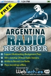 Argentina Radio Recorder screenshot 1/1