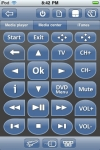 All-in-one WiFiRemote - Universal remote control for Windows and Mac OSX screenshot 1/1