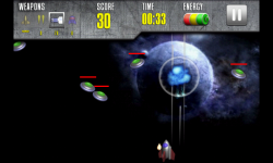 Galactic Shooter by GROm Games screenshot 2/6