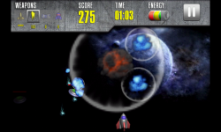 Galactic Shooter by GROm Games screenshot 3/6