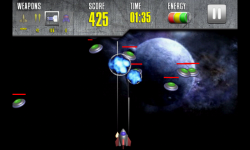 Galactic Shooter by GROm Games screenshot 5/6