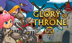 GLORY OF THRONE screenshot 1/5