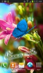 Beautiful Butterfly Magical Flower screenshot 1/3