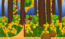 Forest Moto Games screenshot 1/4