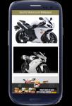 sports motorcycle wallpaper screenshot 2/6