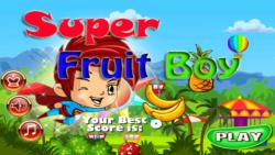 Super Fruit Boy screenshot 1/3