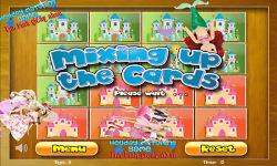 Princess Matching Picture Game Improve Kids Memory screenshot 1/3