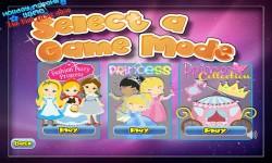 Princess Matching Picture Game Improve Kids Memory screenshot 2/3