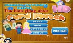 Princess Matching Picture Game Improve Kids Memory screenshot 3/3