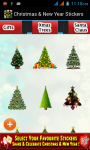 Christmas and New Year Stickers 2015 screenshot 3/6