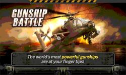 GUNSHIP BATTLE  Helicopter screenshot 1/3