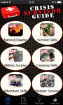 Crisis Survivor Guide - Emergency Survival Quiz screenshot 2/3