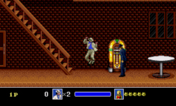 Michael Jackson's fight screenshot 2/3