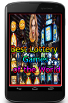 Best Lottery Games of the World screenshot 1/3