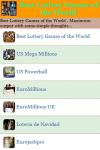 Best Lottery Games of the World screenshot 2/3
