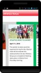 Athletics Kenya screenshot 2/6