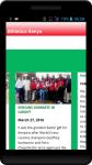 Athletics Kenya screenshot 3/6