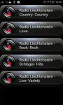 Radio FM Liechtenstein screenshot 1/2