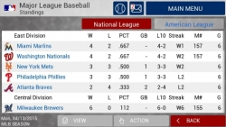 MLB Manager 2015 ordinary screenshot 5/6