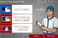 MLB Manager 2015 ordinary screenshot 6/6