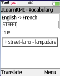 JLearnItME V1.01 screenshot 1/1