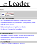 New Haven Leader for Android screenshot 1/1