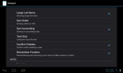 Simple Notepad Free screenshot 4/4