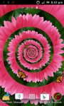 Flowers 3D Live Wallpaper screenshot 1/3