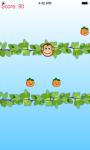 Crazy Monkey vs Jumpy Orange screenshot 2/2