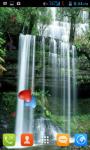 Beautiful Waterfall Live Wallpaper Free screenshot 1/4