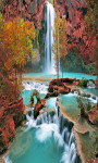 Beautiful Waterfall Live Wallpaper Free screenshot 2/4