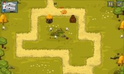 Stone Age Defense screenshot 2/2
