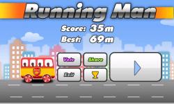 RunningMan screenshot 2/3