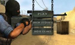 Gunfire Battle-Sniper Shooting screenshot 1/4