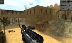 Gunfire Battle-Sniper Shooting screenshot 2/4
