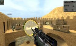 Gunfire Battle-Sniper Shooting screenshot 3/4