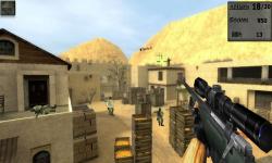 Gunfire Battle-Sniper Shooting screenshot 4/4