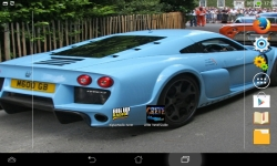 British Supercars Live Wallpaper screenshot 3/6