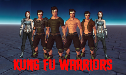 Kungfu Warriors 3D Free screenshot 1/5