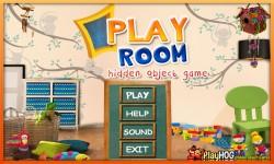 Free Hidden Object Games - Play Room screenshot 1/4